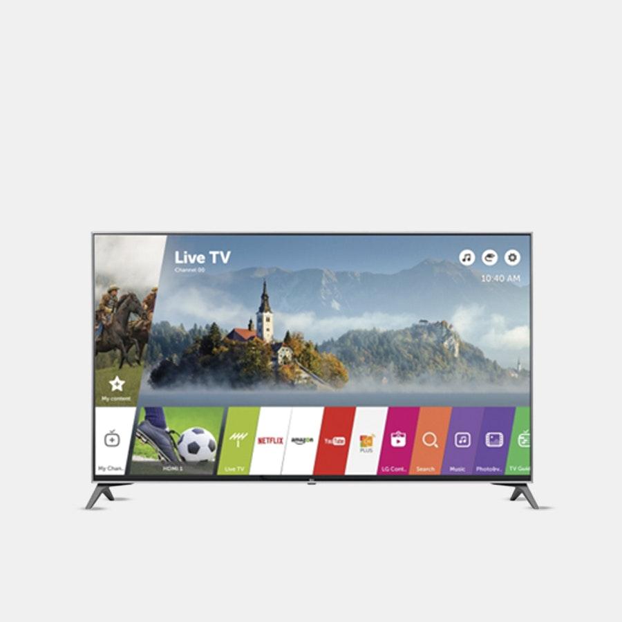 LG 55-Inch 4K UHD HDR Smart LED TV - 55UJ7700