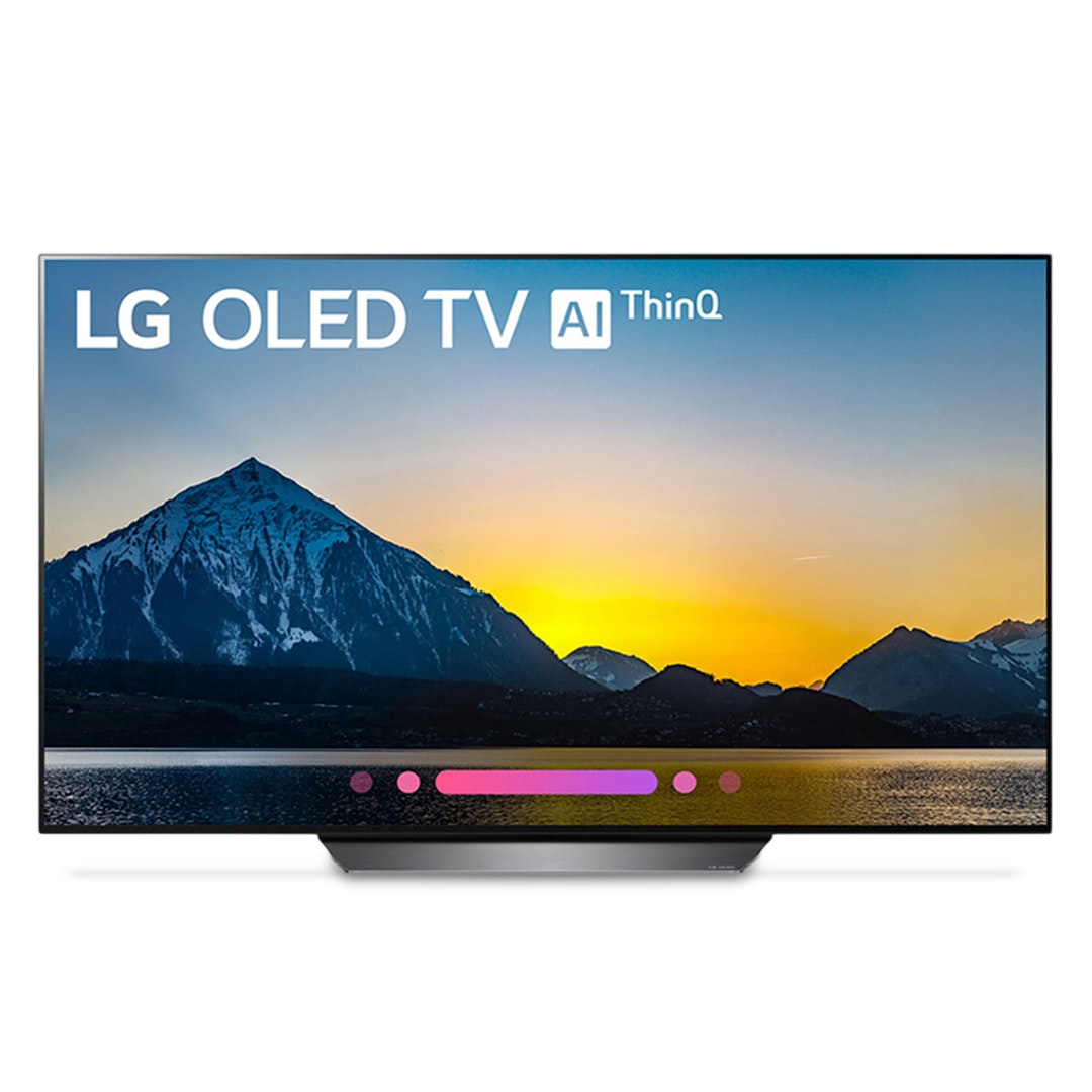 "LG OLED 55/65"" B8 4K HDR Smart TV w/ AI ThinQ"
