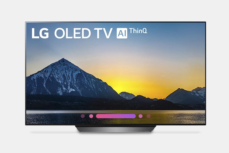 """LG 55/65"""" B8 4K HDR OLED TV w/ AI ThinQ (2018)"""