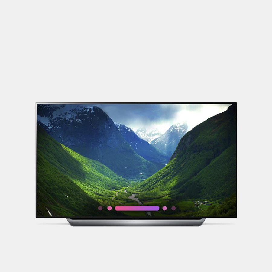 "LG 55/65"" C8 4K OLED TV  w/ HDR, Smart AI & ThinQ"