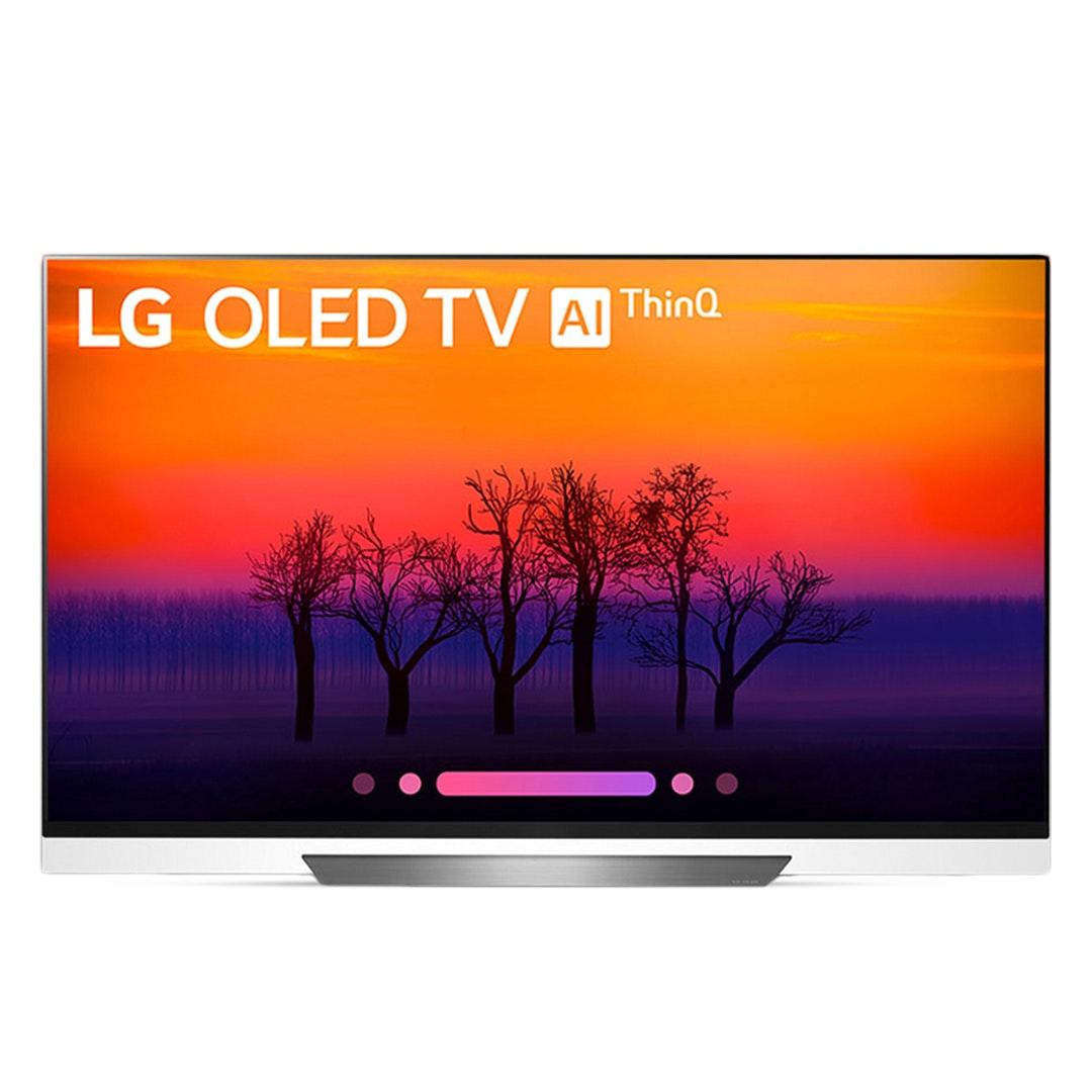 "LG 65"" E8 4K HDR OLED Glass TV w/AI ThinQ (2018)"