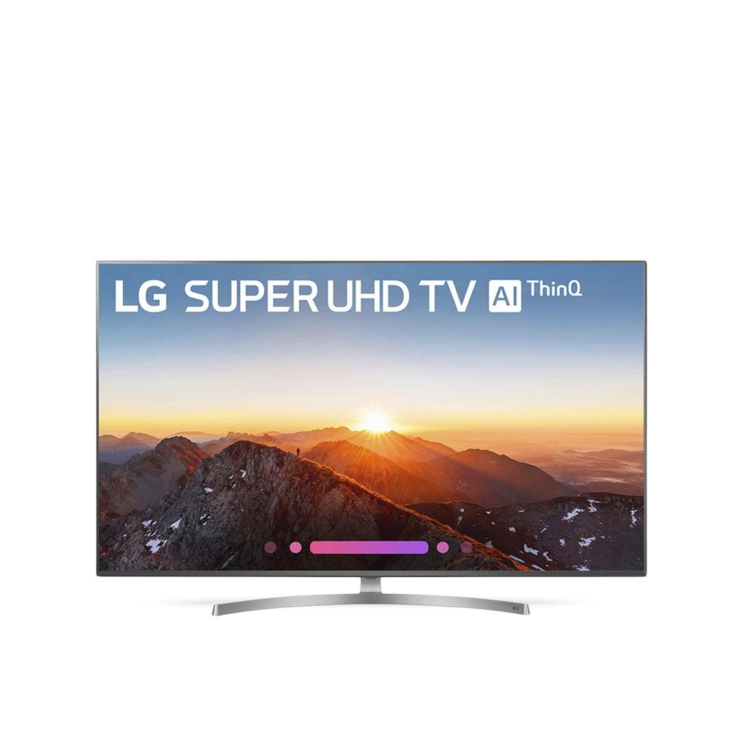 "LG 55/65"" SK8000PUA 4K HDR Super UHD TV w/ AI ThinQ"