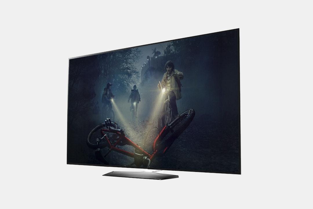 LG 55|65-Inch B7A OLED 4K HDR Smart TV