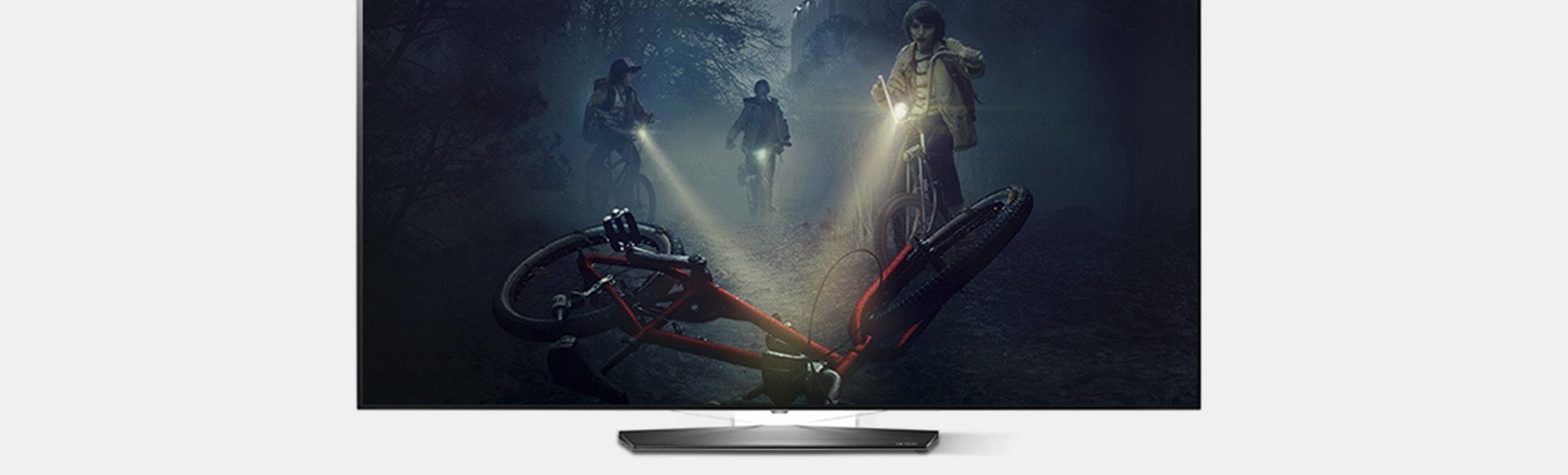 LG 55 65-Inch B7A OLED 4K HDR Smart TV