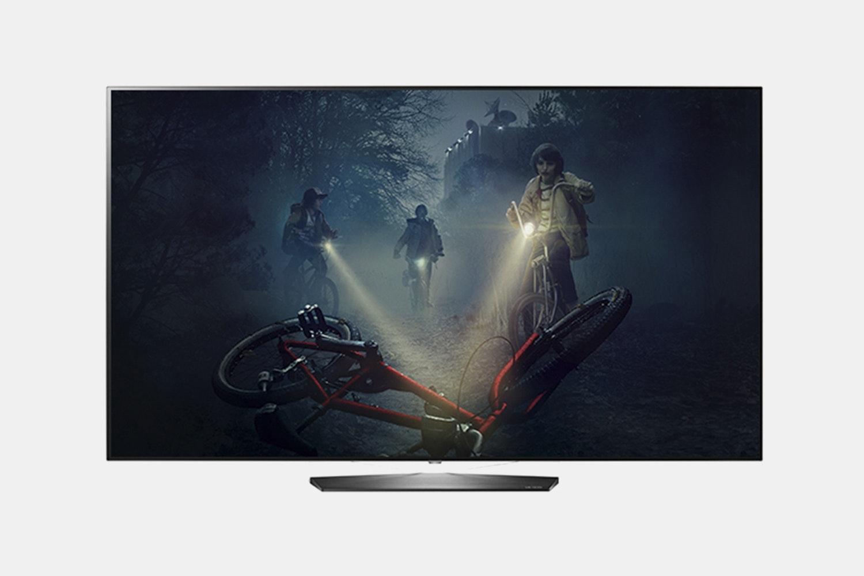 "LG 55"" B7A/E7P OLED TVs"
