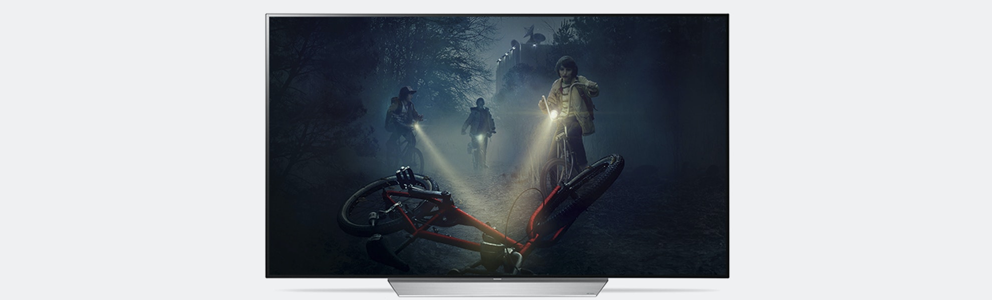 "LG 55"" or 65"" C7P OLED 4K HDR Smart TV"
