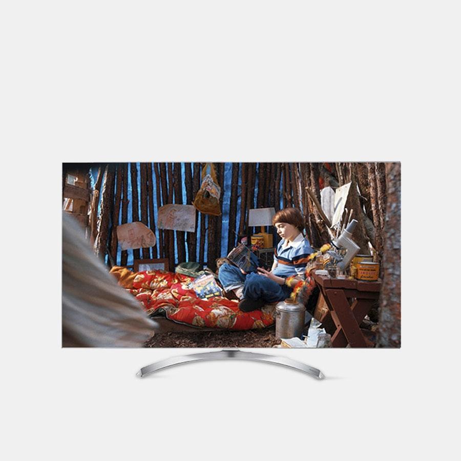 "LG 55""|60""|65"" 4K UHD HDR Smart TV w|Nano Cell"