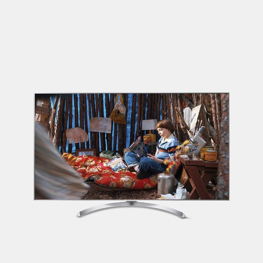 """LG 60"""" Super UHD 4K HDR Smart LED TV w/ Nano Cell"""