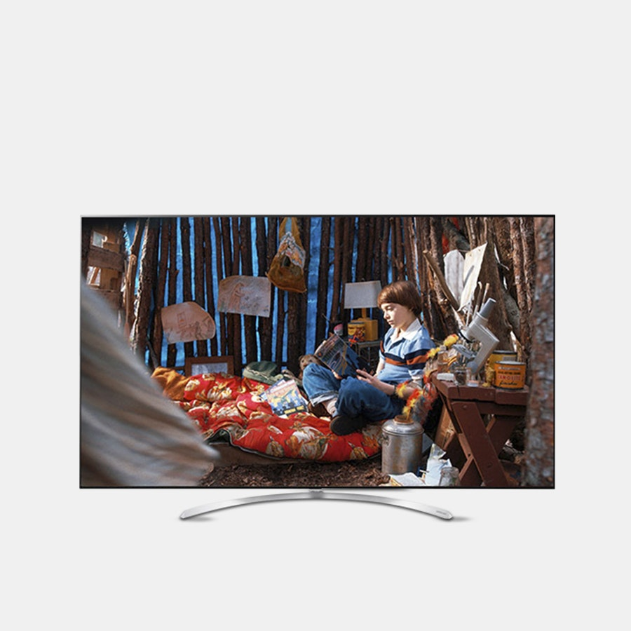 LG 65-Inch SUPER UHD 4K HDR Smart TV With Nano Cell
