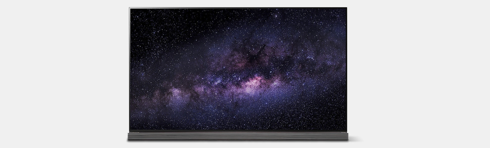 LG 65 77-inch Signature OLED 4K Ultra HDR Smart TV