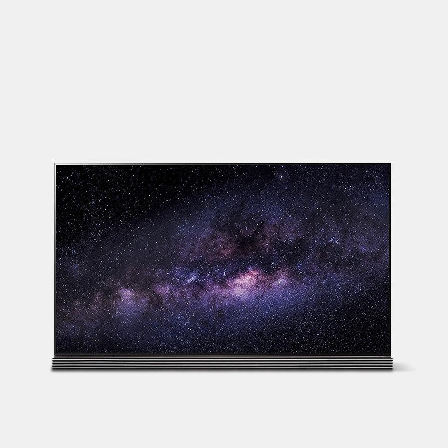 LG 65-Inch Signature OLED 4K Ultra HDR Smart TV