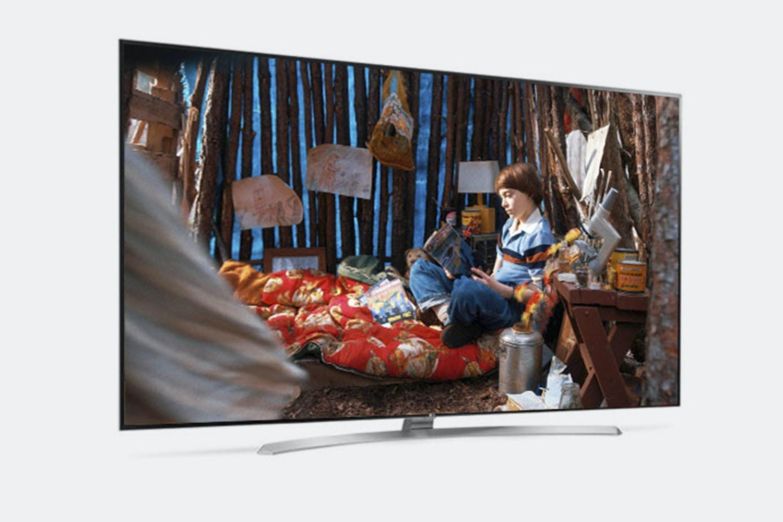 LG 86-Inch Super UHD 4K HDR Smart LED TV