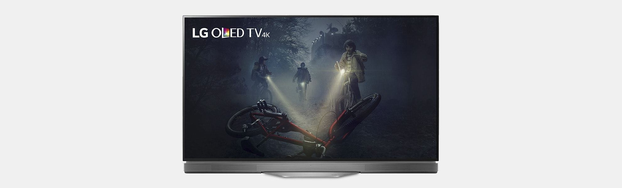 LG E7P OLED 4K HDR Smart 65-Inch TV