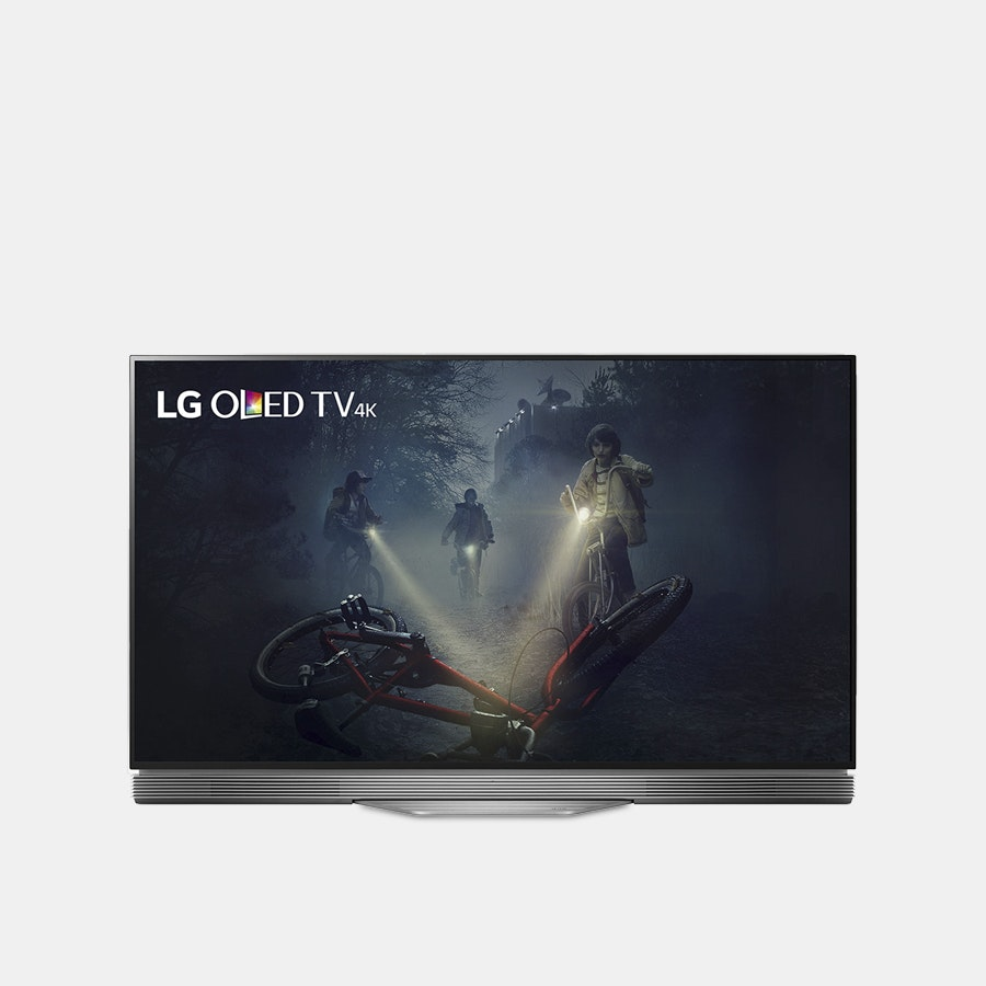 LG E7P OLED 4K HDR Smart 65-Inch TV
