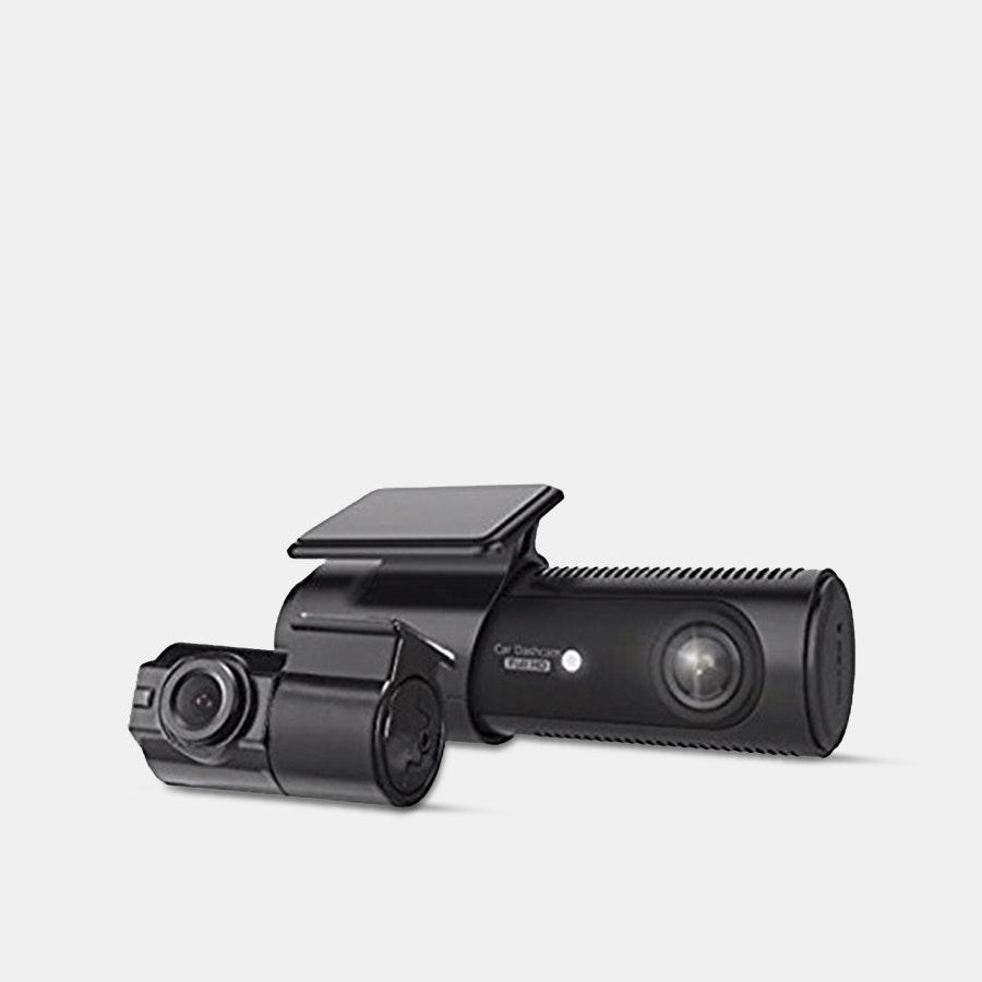 LG - LGD323 2-Channel Dash Cam