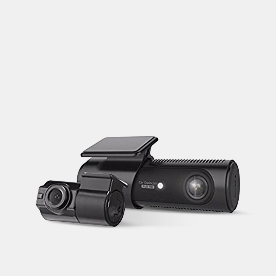 LG - LGD521 2-Channel Dash Cam