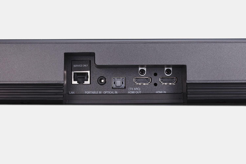LG SJ9 5.1.2CH Hi-Res Audio Dolby Atmos Sound Bar