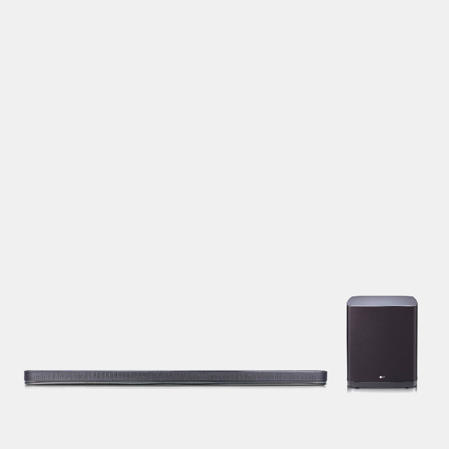 LG SJ9 5.1.2CH Hi-Res Audio Dolby Atmos Sound Bar