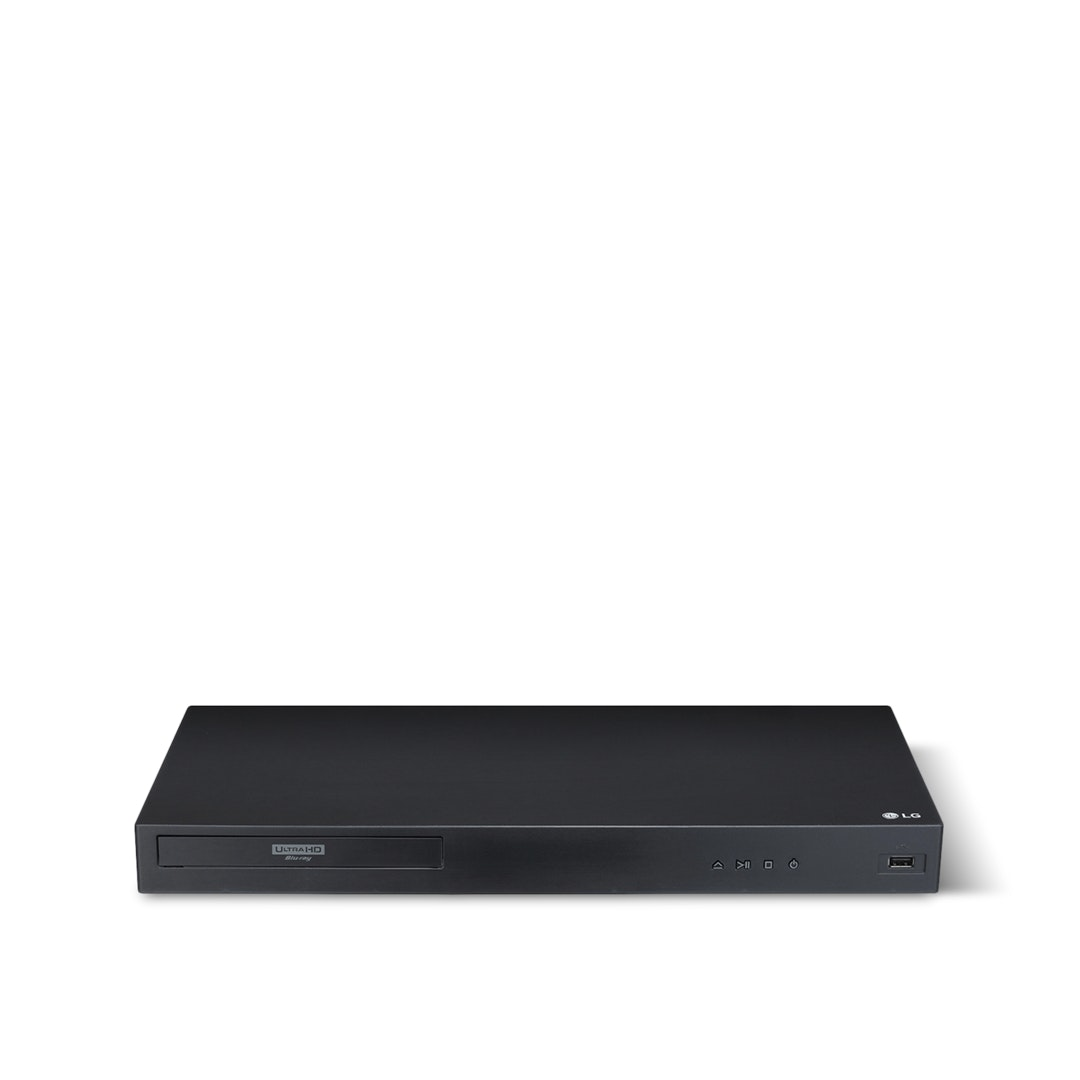 LG UBK80 4K UHD Blu-Ray Player