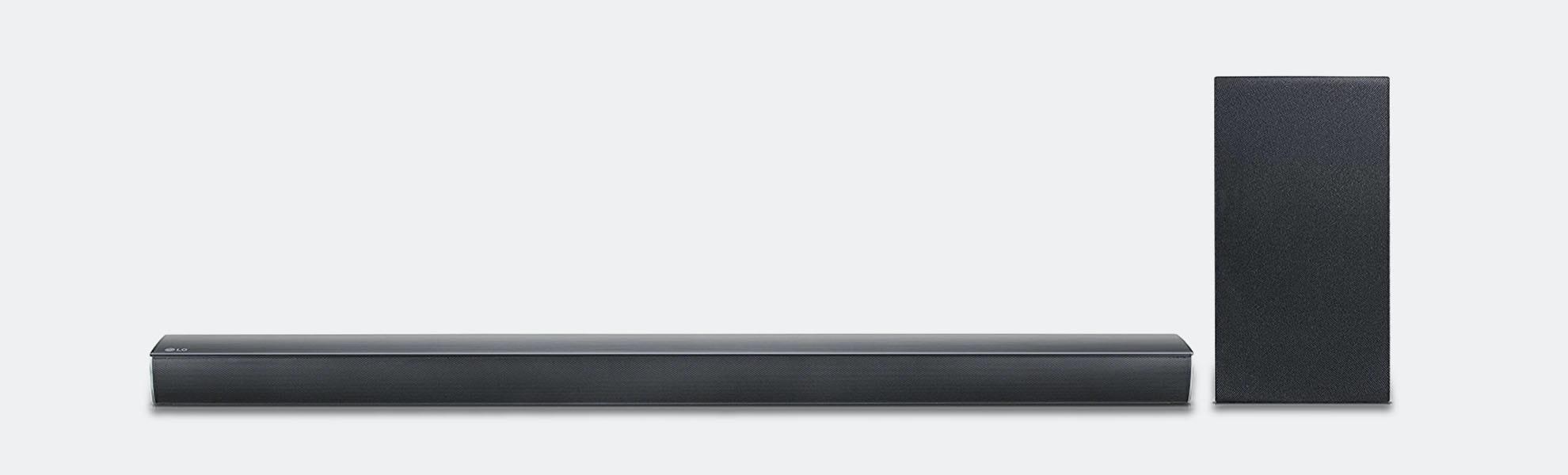 LG Wireless Soundbars With High-Resolution Audio