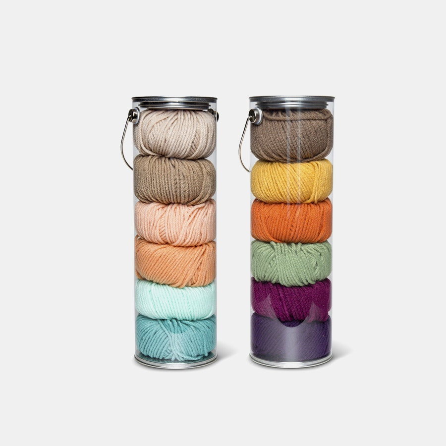 Liberty Craft Cans by Fair Isle