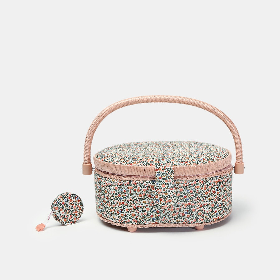 Liberty of London Sewing Basket