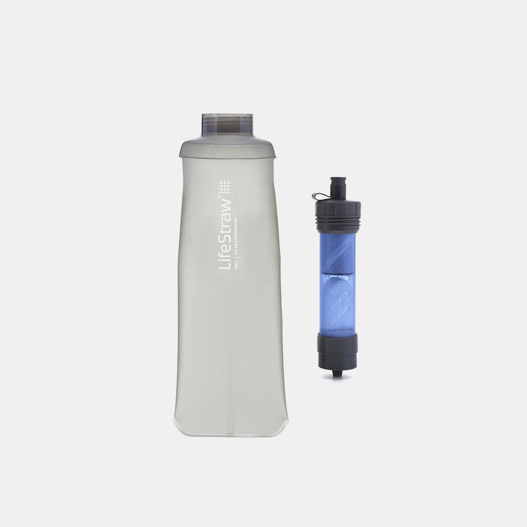 LifeStraw Flex Multi-Use Water Filter
