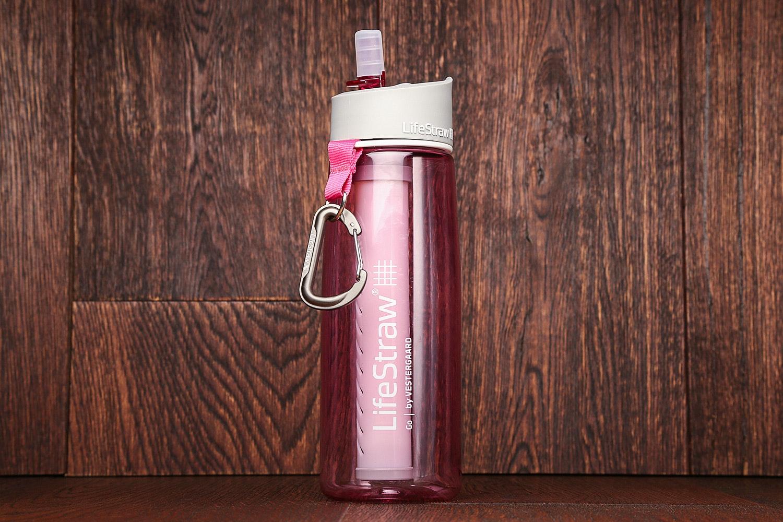 LifeStraw Go w/ 2-Stage Filtration