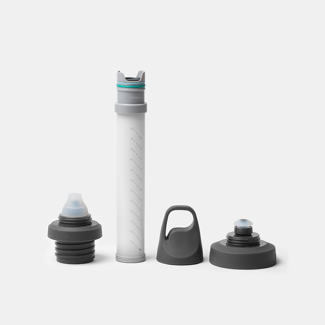 LifeStraw Universal Water Bottle Filter Adapter Kit