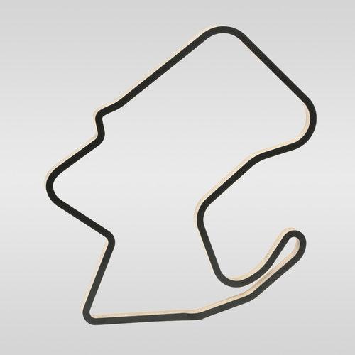 Linear Edge Racetrack Sculptures Price Reviews Drop Formerly