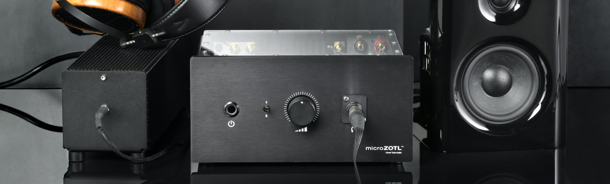 Linear Tube Audio MZ2-S Amp Exclusive Launch