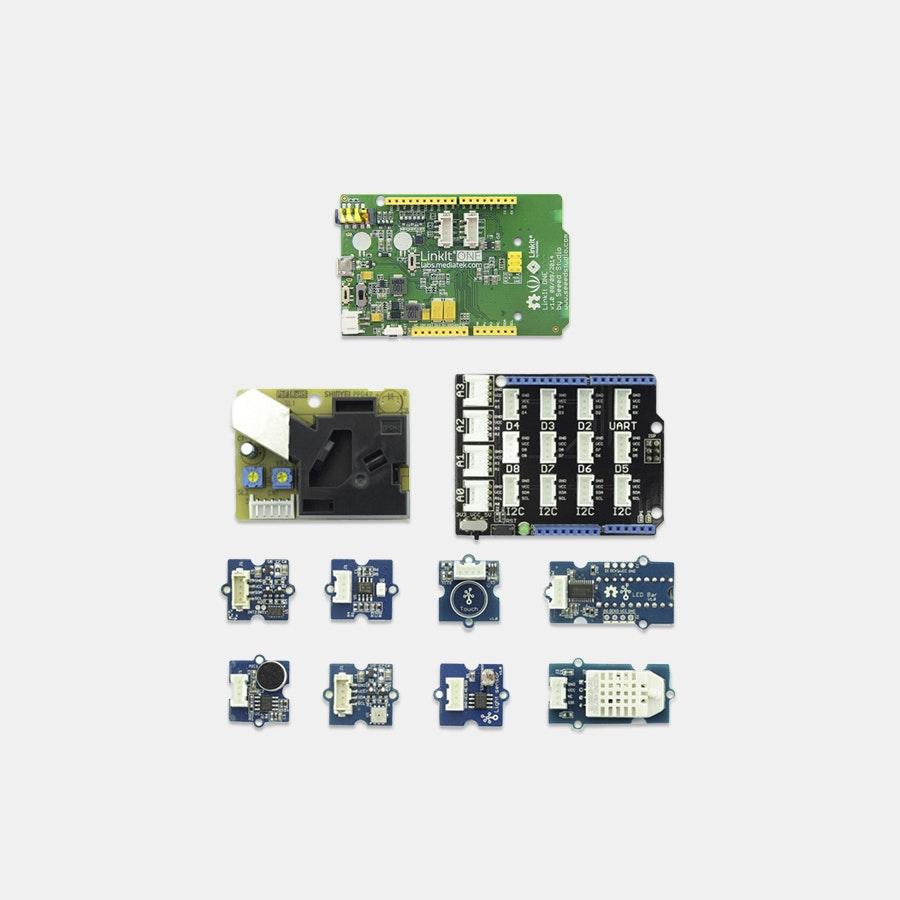 LinkIt ONE + Grove Starter Kit Bundle