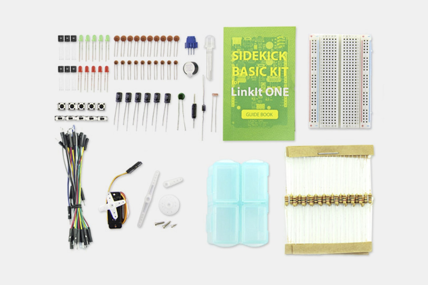 LinkIt ONE + Grove Starter Kit Bundle