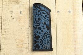 Caddy: Single-Slot (knife) - Turquoise