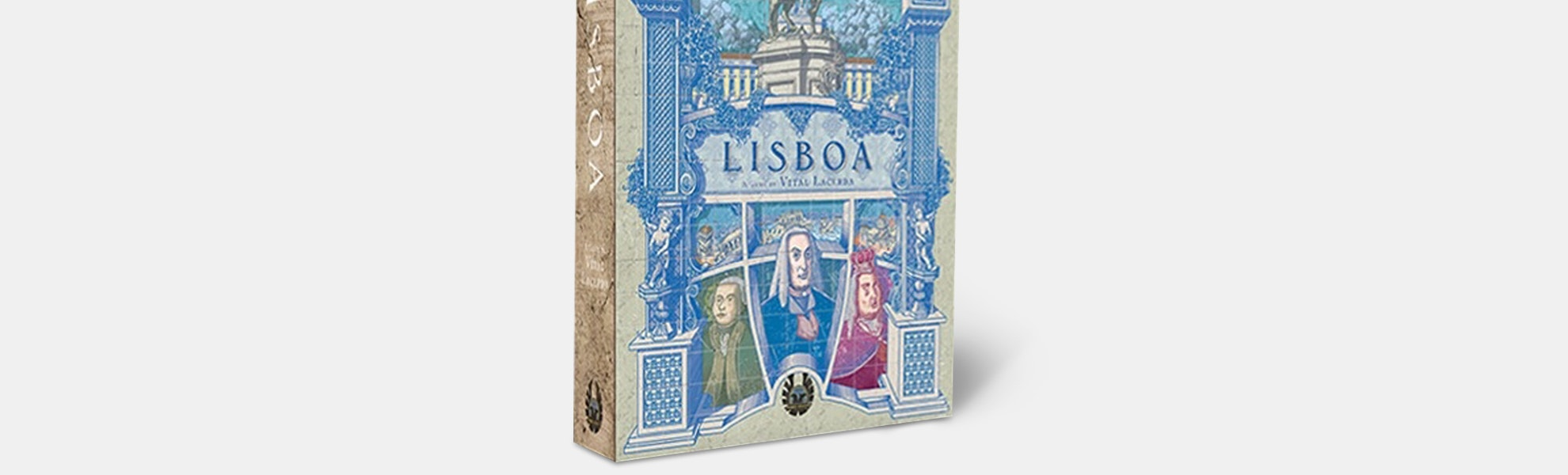 Lisboa Board Game by Vital Lacerda