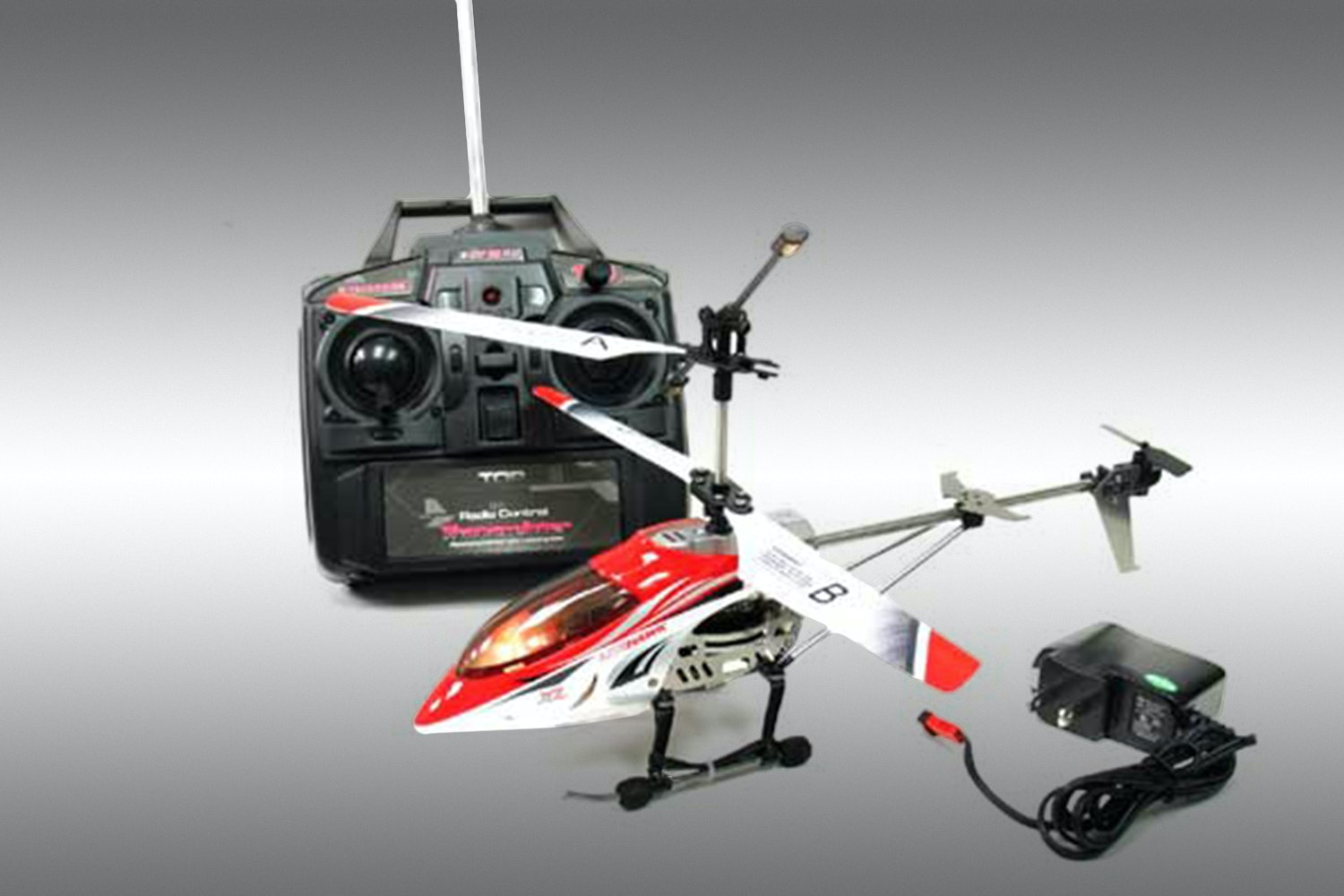 Litehawk XL CX Helicopter 2.4ghz RTF