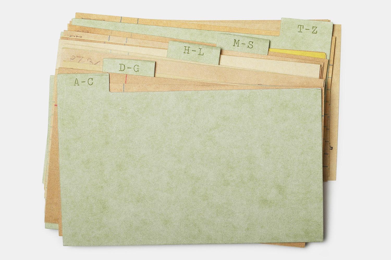 Literary Notecards Bundle