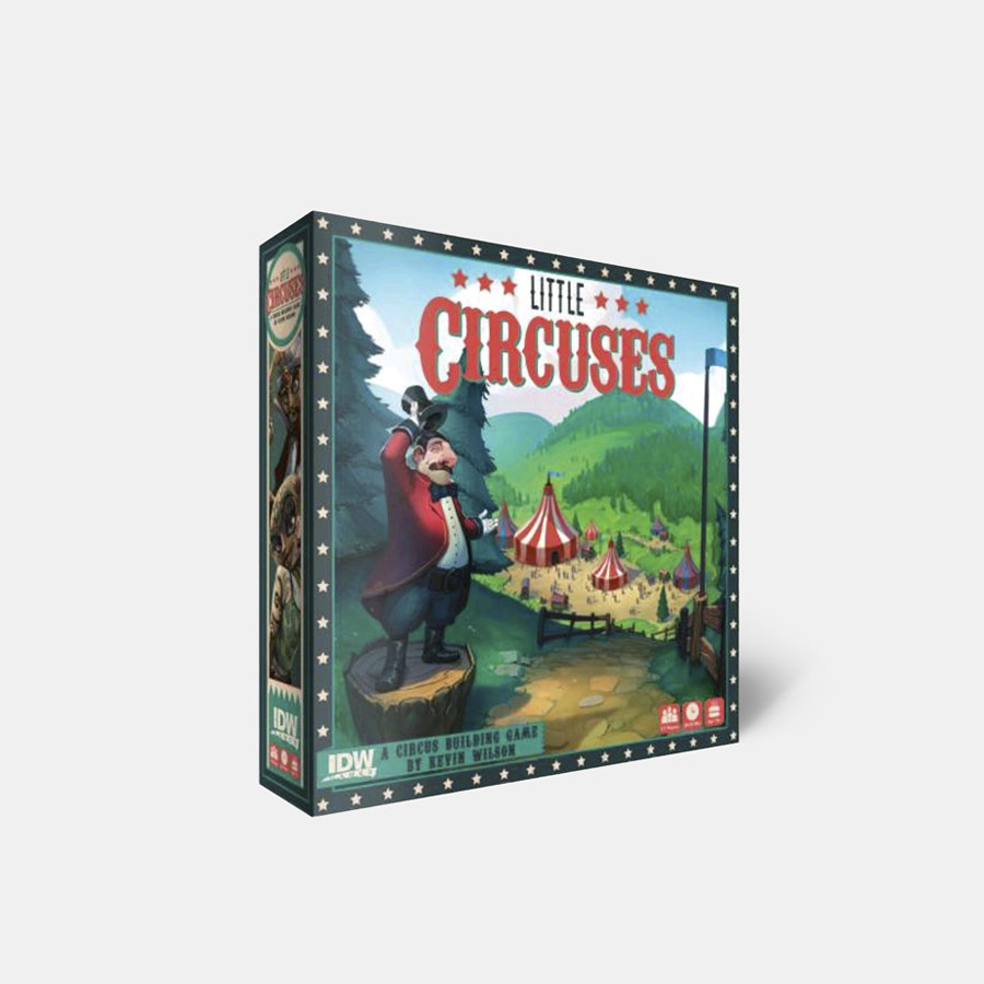 Little Circuses Board Game