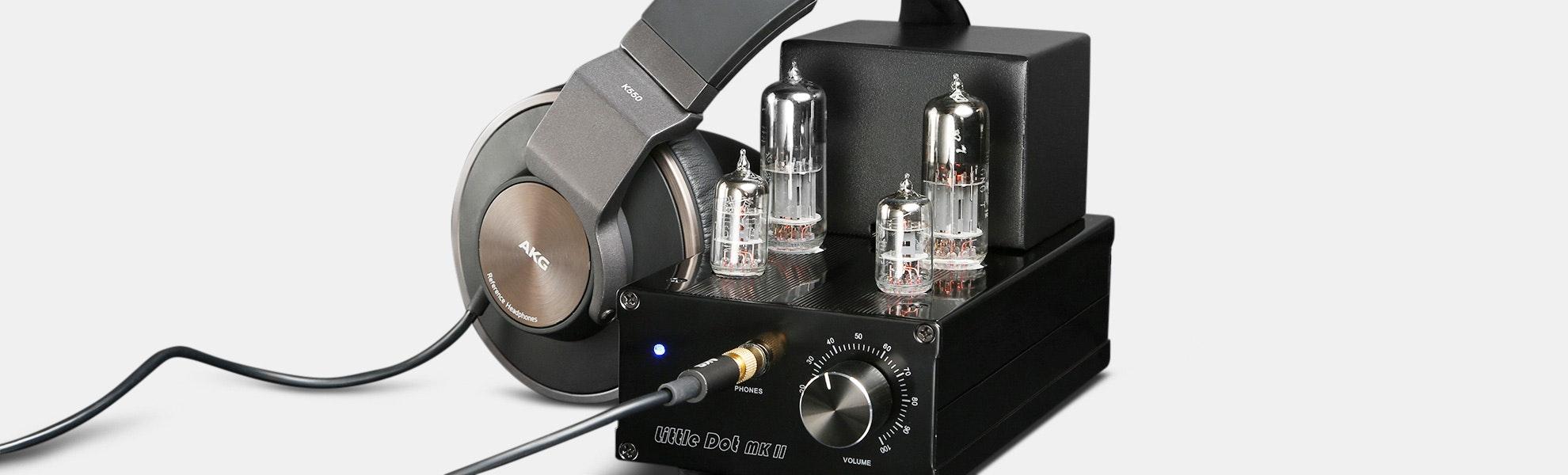 Little Dot MKII Tube Headphone Amp