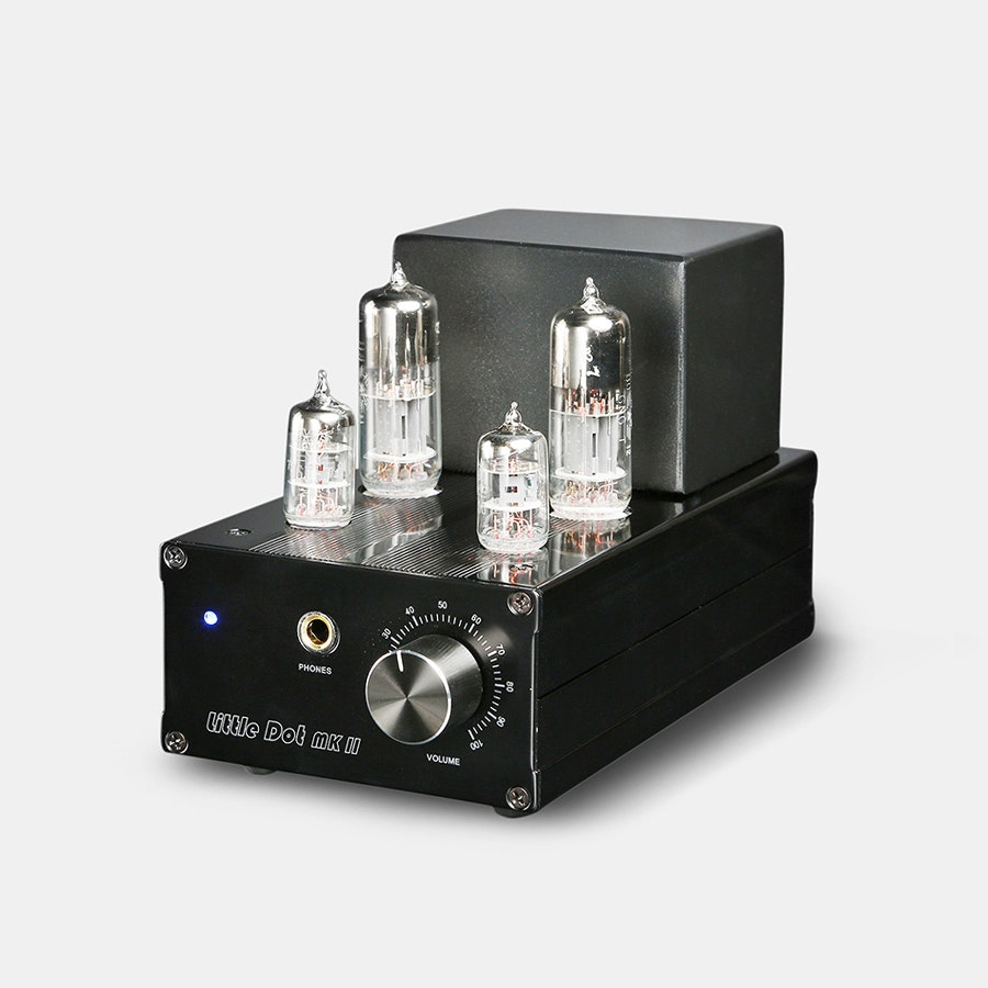 Little Dot MKII Tube Headphone Amp