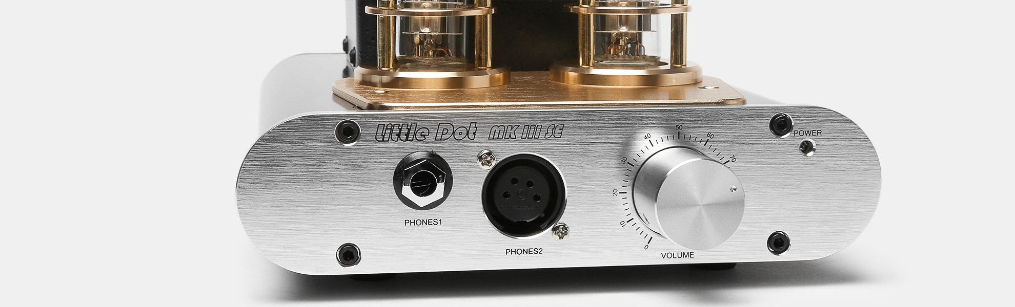 Little Dot MKIII SE Balanced Headphone Amplifier