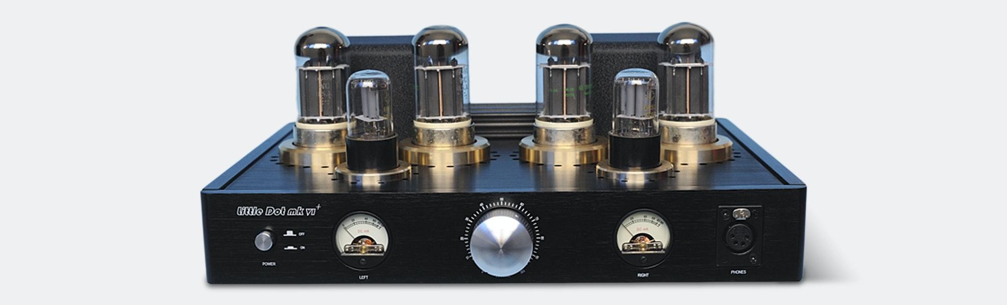 Little Dot MKVI+ / MKVIII SE Headphone Amp