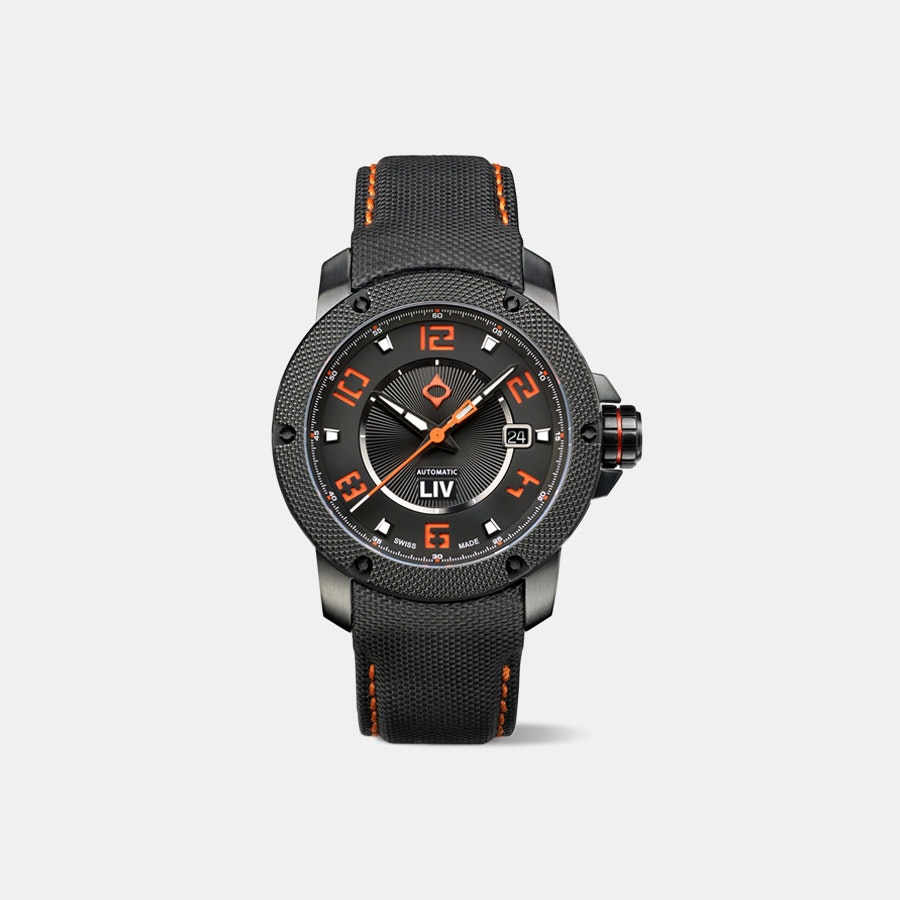 LIV Watches Genesis GX1A Automatic Watch