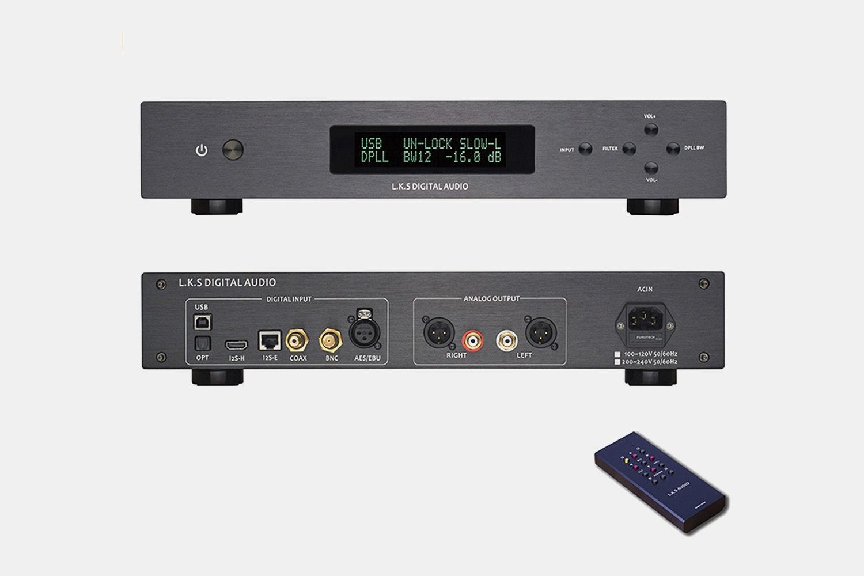 LKS MH-DA004 Dual ES9038pro DAC