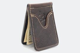 Chocolate w/ Beige Stitching