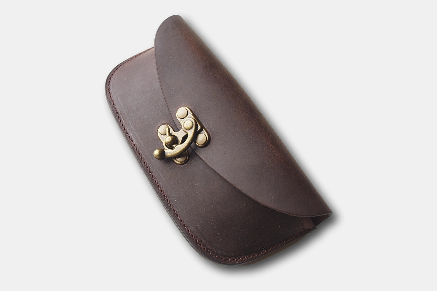LM Products Lauden Leather Glasses Case