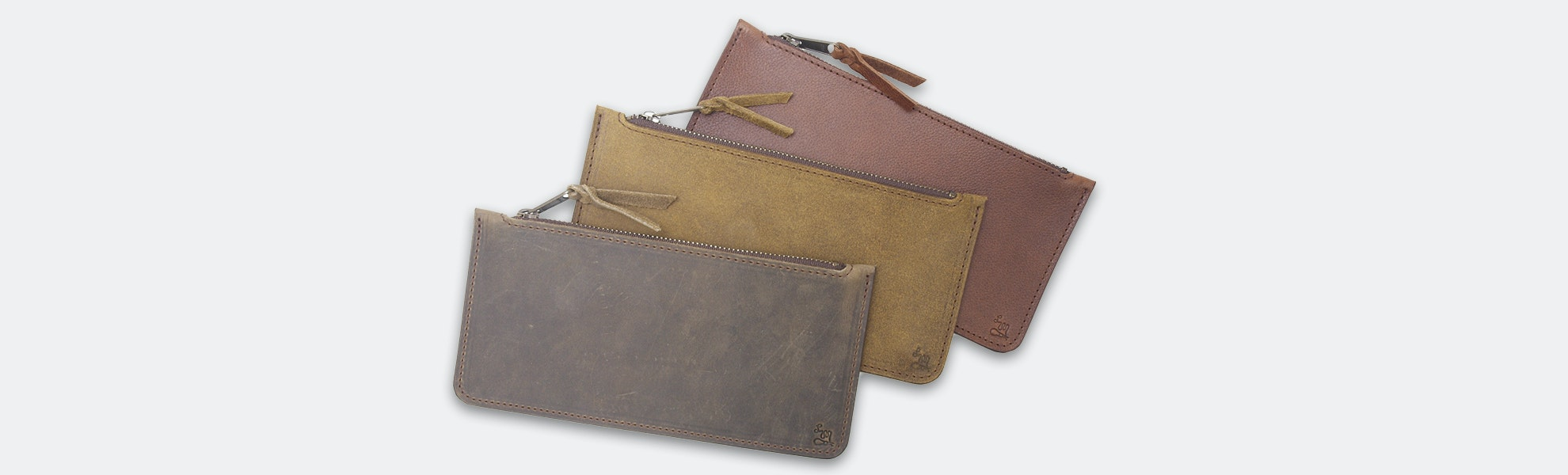 LM Products Leather Utility Pouches