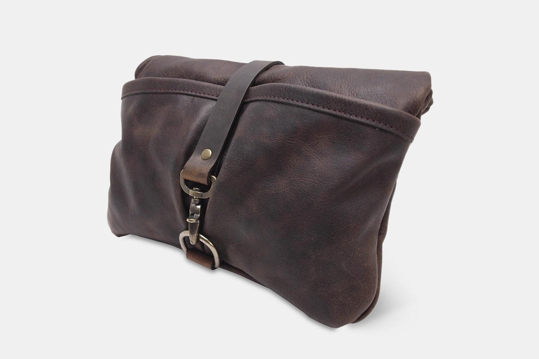 Chocolate Leather (+$30)