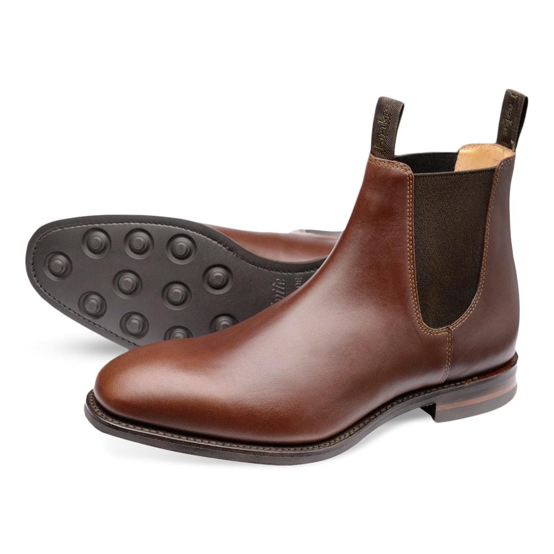 Loake 1880 Chatsworth Chelsea Boots