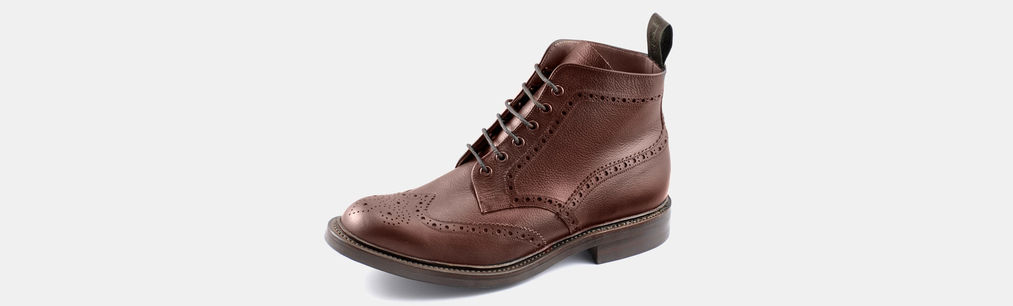 Loake 1880 Bedale Wingtip Boot
